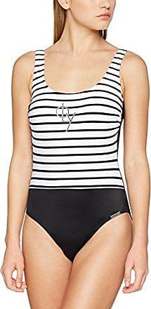 Olympia Memories/Mix Match-Bikini Top, Haut de Maillot de Bain Femme, Multicolore (Schwarz/Multicolor 910), 95C