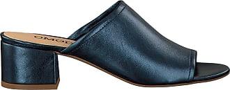 Goldfarbene Omoda Mules 4120102