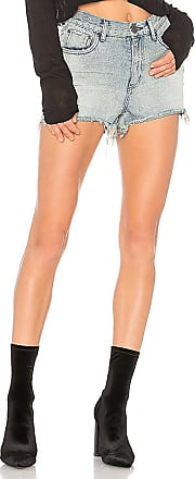 Bonita High Waist Short. - size 27 (also in 22,23,24,25,26,28,29,30) One Teaspoon