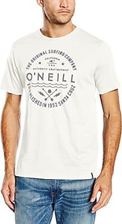 O'Neill Camiseta Manga Corta Lw Open Your Heart S/Slv Gris/Azul/Rosa S