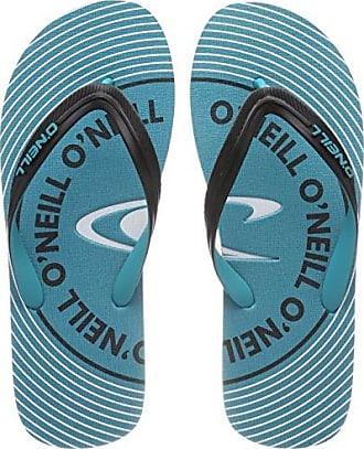 O'Neill Damen FW 3 Strap Ditsy Flip Flops Zehentrenner, Grün (6141 Viridian Green), 36 EU
