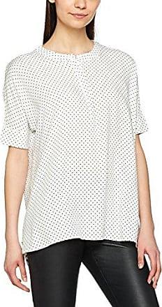 Compañíafantástica Agentorange Shirt, Camisa para Mujer, Multicolor (Polka Dots 000056), Medium (Talla del Fabricante: Medium)