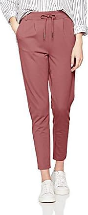 Only Onlpoptrash Easy Colour Pant Pnt Noos, Pantalones para Mujer, Rosa (Rose Smoke), W40/L32 (Talla del Fabricante: Large)
