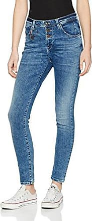Only Onlkendell Ankzip Mb Dnm Jea Bj8365 Noos, Jeans Mujer, Azul (Medium Blue Denim), W25/L32 (Talla del fabricante: 25)
