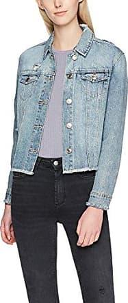Only Onlfriday Emb. Utility Jacket Otw, Chaqueta para Mujer, Multicolor (Beluga AOP: Animal), 42 (Talla del Fabricante: X-Large)