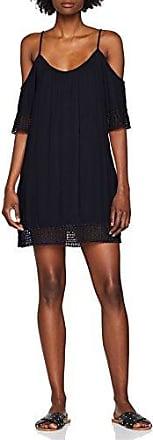 Only Onlsierra S/l Wrap Dress Wvn, Vestido para Mujer, Azul (Night Sky Night Sky), 40 (Talla del Fabricante: 38)