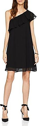 Womens Onlmaya Oneshoulder Solid WVN Dress Only
