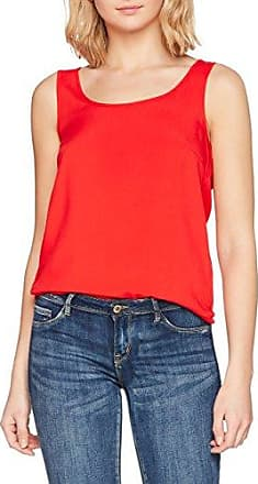 St.Tropez P1135, Camiseta sin Mangas para Mujer, Marfil (Ice), 40 (Talla del Fabricante: M)