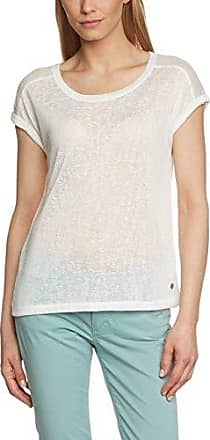 Onllive Love Trendy EMB. SS O-Neck, T-Shirt Femme, Blanc (White Detail: Watermelon EMB.), 38 (Taille Fabricant: Small)Only