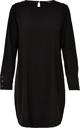 Kurzes Kleid Dames Zwart Only