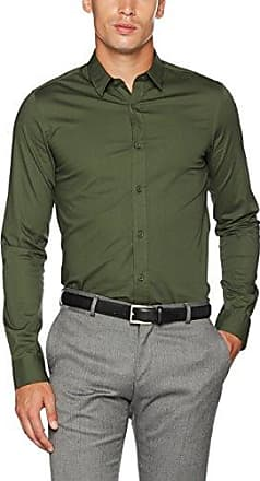 Onssimon W. Jacket, Chaqueta para Hombre, Verde (Deep Depths), Medium Only & Sons