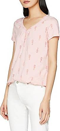 Onltatjana Mico S/s Top Box JRS, T-Shirt Femme, Rose (Blush Seahorse), 38 (Taille Fabricant: Small)Only