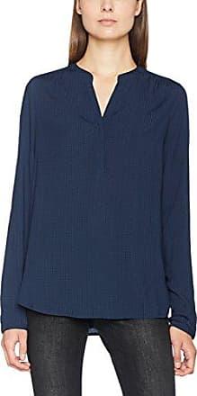 OPUS Faizel, Blusa para Mujer, Azul (Sea Ground 6050), 42