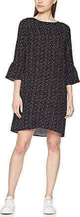 Damen Kleid aus Leinen - Willmar blau OPUS