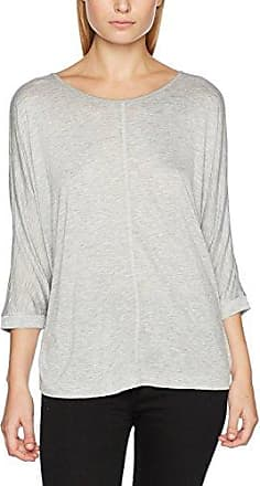 Sylvanny, T-Shirt Femme Gris (Pure Grey Melange 8050), 40OPUS