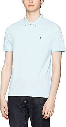 Original Penguin Winston, Polo Homme, Blanc (Bright White 118), XL