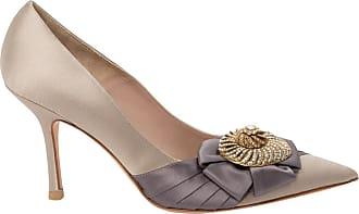 Pre-owned - Cloth heels Oscar De La Renta