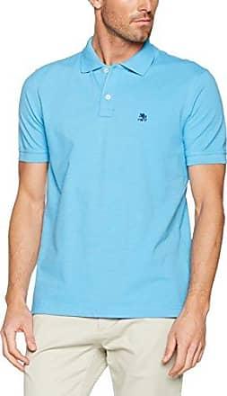 Colours&Sons Barney, Polo Homme, Turquoise (Aqua), L