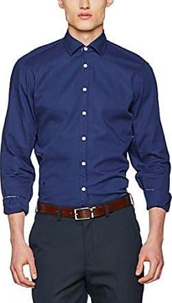 Otto Kern Shirt, 35416/43327, Polo Homme, Bleu (Marine 310), S