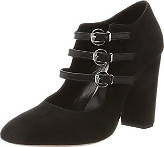 Tepe 128, Baskets Femme, Noir (Black Black), 37 EUOxitaly