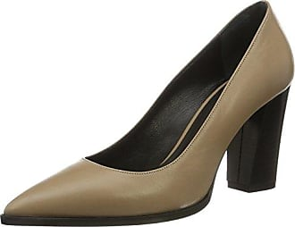 Zapatos granate Oxitaly para mujer paWvoh