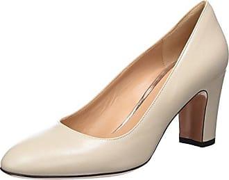 Stefy 103, Zapatos de Tacón Mujer, Multicolor (Oro), 39 EU Oxitaly