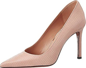 Safiana 113, Sandales Bout Ouvert Femme - Rose - Pink (Rosa), 39Oxitaly