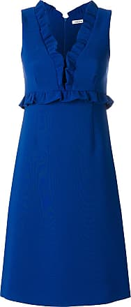 Dress for Women, Evening Cocktail Party On Sale in Outlet, Bluette, polyestere, 2017, 6 P.A.R.O.S.H.