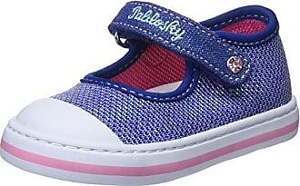 Pablosky 015824, Zapatillas para Niñas, Azul (Azul), 21 EU