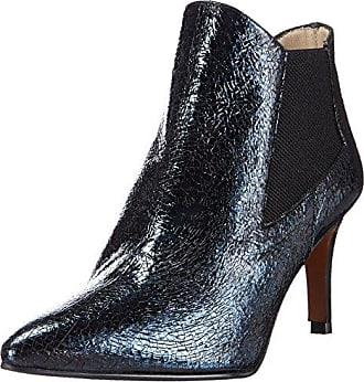 NOE Antwerp Nancy - Zapatos de Tacón Cerrados de Piel Mujer, Color Negro, Talla 39.5 Noë Antwerp