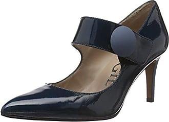 P3119, Zapatos de Tacón con Punta Cerrada para Mujer, Rojo (Azalea), 39 EU Paco Gil