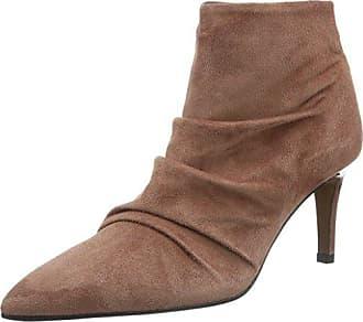Debbie Cobra, Schuhe, Stiefel & Boots, Chelsea Boots, Braun, Rot, Female, 37