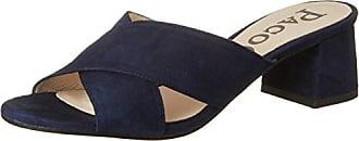 P3221, Mules Femme, Bleu (Zafiro), 38 EUPaco Gil