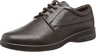 Lunar, Chaussures de ville homme - Noir (Black), 41.5 EUPadders