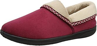 Mellow, Ballerines pour femme Rouge Bordeau 38 (5 UK)Padders