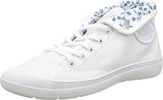 Palladium Crushion L Lt U, Zapatillas Unisex Adulto, Blanco (White/White), 39 EU