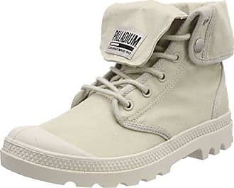 Unisex Adults Baggy Army Training Camp Mixte Hi-Top Trainers Palladium