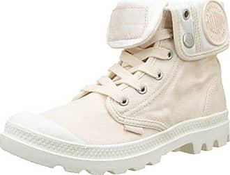 Baggy, Zapatillas Altas para Mujer, Rosa (Blanc Whisper Pink/Marshmallow L25), 36 EU Palladium