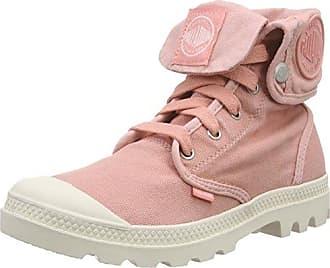 Palladium Pallabrouse Baggy, Damen Desert Boots, Pink (Stucco/Cobblestone), 36 EU (3.5 Damen UK)