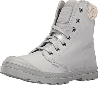 Palladium Pampa Hi Knit LP Black, Schuhe, Stiefel & Boots, Chelsea Boots, Grau, Female, 36