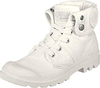 Palladium Damen Pampa Free Canvas Hohe Sneaker, Weiß (Marshmallow/Marshmallow G57), 41 EU