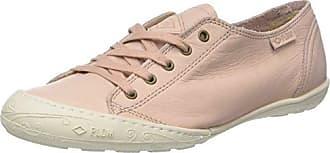 PLDM by Palladium 75283 - Zapatillas de Deporte de Otra Piel Mujer, Rosa (Rosa (Light Pink 931)), 40 EU