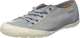 PLDM by Palladium 75283 - Zapatillas de Deporte de Otra Piel Mujer, Gris (Gris (Grey 059)), 36 EU