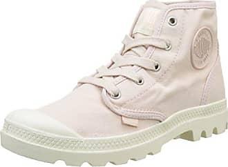 Blanc Hi, Zapatillas Unisex Adulto, Beige (Seneca Rock/White/White), 42 EU Palladium