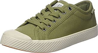 Palladium Pallaphoenix OG Canvas, Baskets Mixte Adulte, Vert (Olive BR an Ch L34), 45 EU
