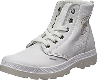 Palladium Pampa Hi Originale, Zapatillas Altas Unisex Adulto, Marrón (Bone Brown K67), 40 EU