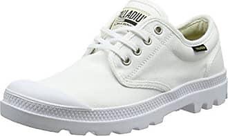 Palladium Unisex-Erwachsene Pampa Oxford Originale Sneaker, Weiß (White/White 924), 42 EU