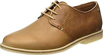 Panama Jack Detroit, Zapatos de Cordones Brogue para Hombre, Azul (Marino), 41 EU