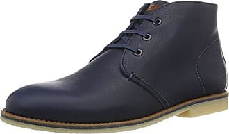 Panama Jack Domani, Zapatos de Cordones Oxford para Hombre, Azul (Marino), 45 EU