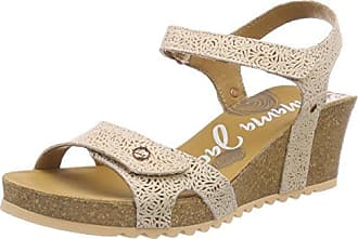 Womens Valery Navy Open Toe Sandals Panama Jack